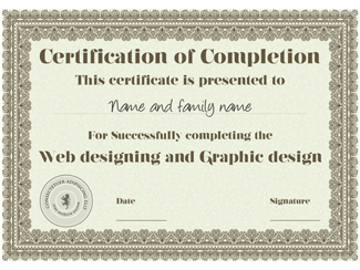 Certificate Of Completion 01 Certificate Of Completion 02  Certification Of Completion Template